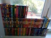 Видеокассеты vhs еа collection